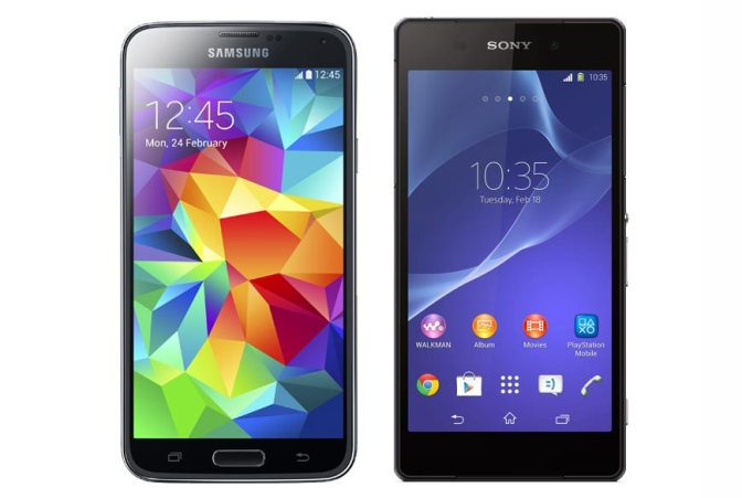 samsung-galaxy-s5-vs-sony-xperia-z2