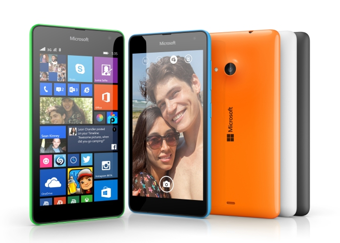 Nokia Lumia 535 available in Singapore on 5 December for just $199