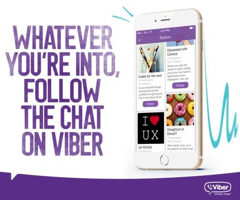 Viber Public Chats
